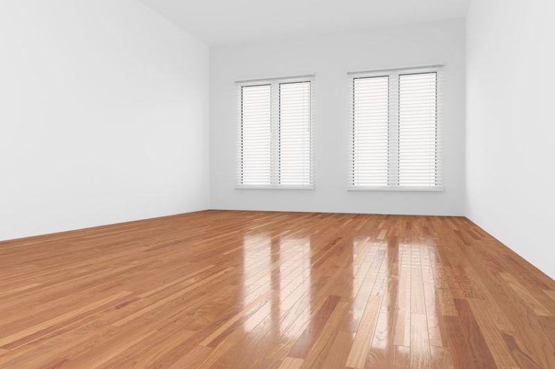 02 Podlaha_vyčištěná_prázdná_místnost