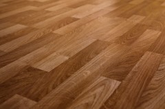 16556499 - the floor of the light brown laminate diagonally